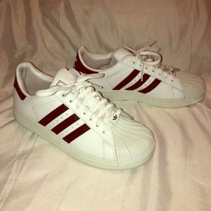 Adidas Superstar youth sneakers
